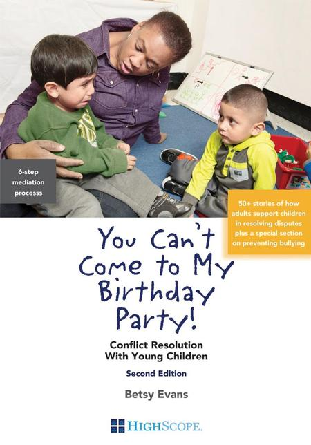 You Can't Come to My Party! - Soft Cover, $35.00